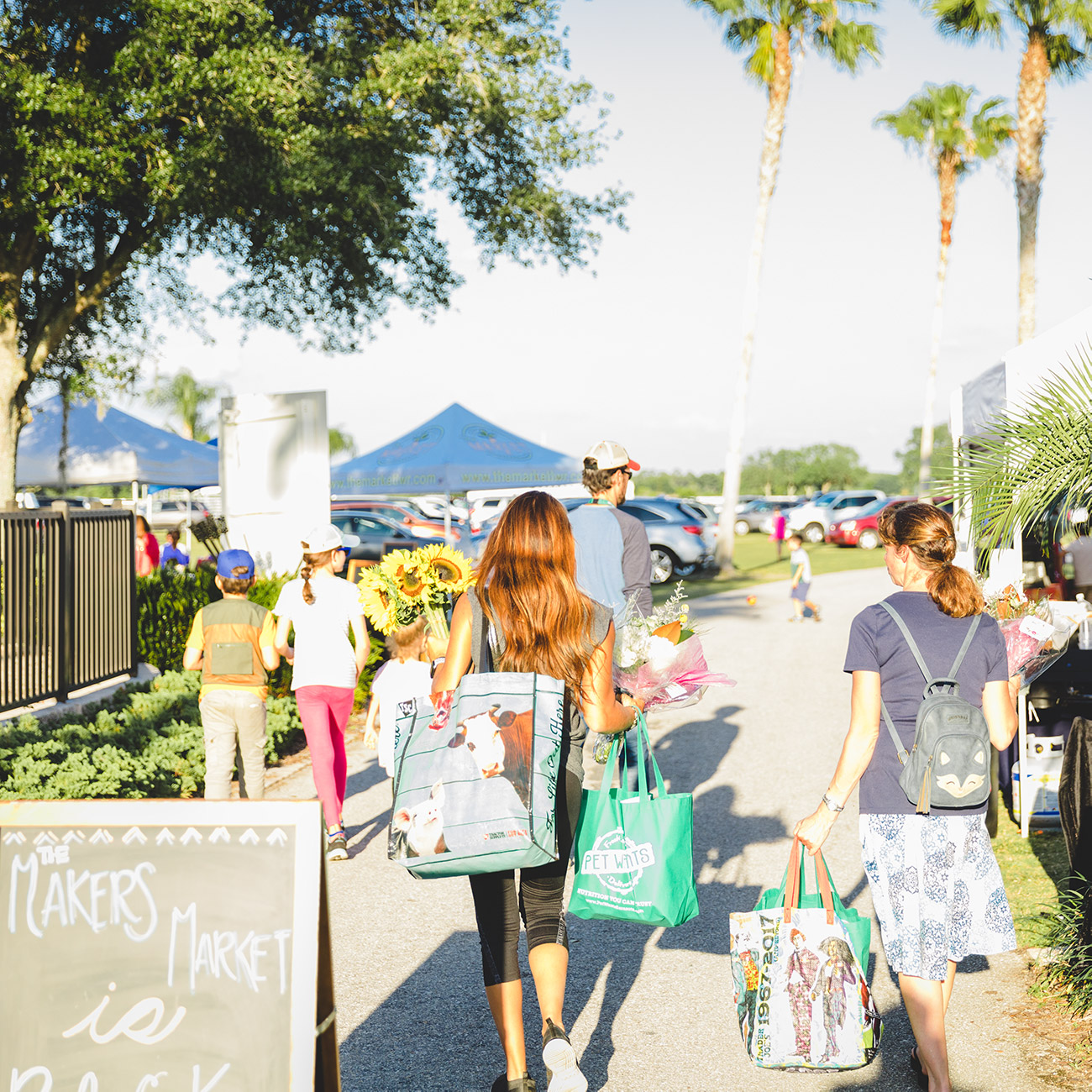 Lakewood Ranch Florida farmers market