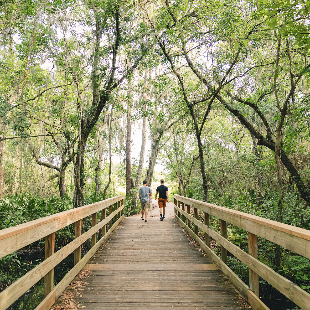 Lakewood Ranch Florida hiking trails - Michael Saunders & Company