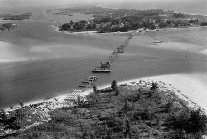 historical photo Sarasota Florida