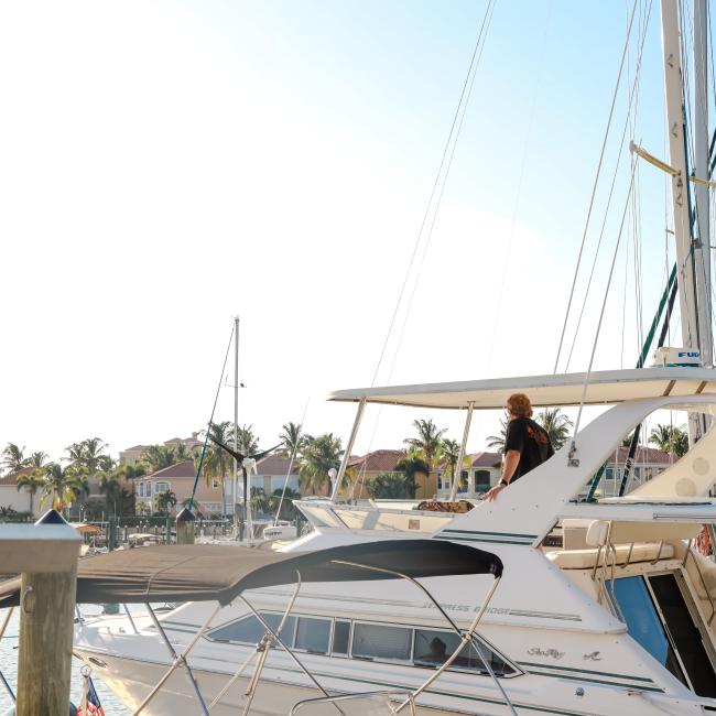 boating Punta Gorda