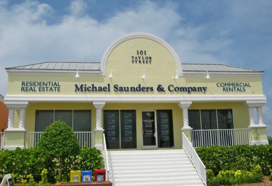 Michael Saunders & Company office Punta Gorda