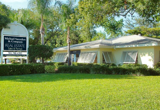 Michael Saunders office in Bradenton Florida