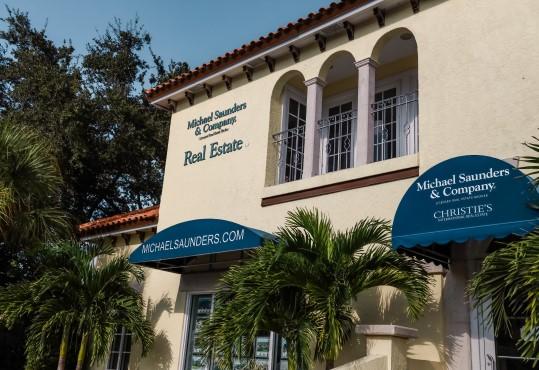 Michael Saunders & Company office Boca Grande