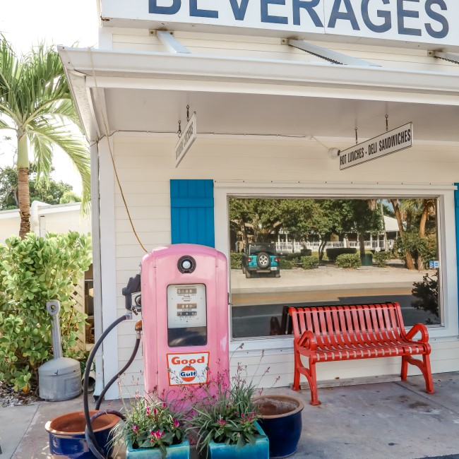 quaint shop - Boca Grande