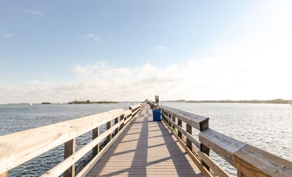 fishing pier Southwest Florida