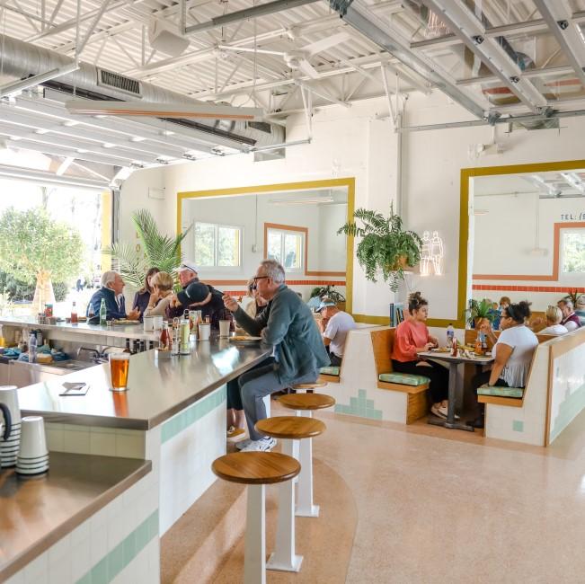 Restaurant in Sarasota Florida