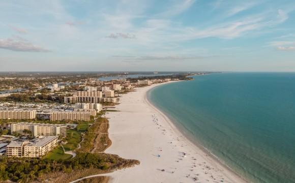 Beautiful Beach Sarasota Florida